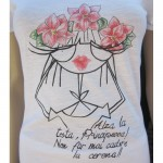 T-shirt Ritratto