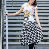 T-shirt Frida+Skirt Palladia