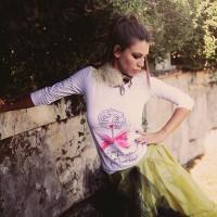 T-shirt Fiocco