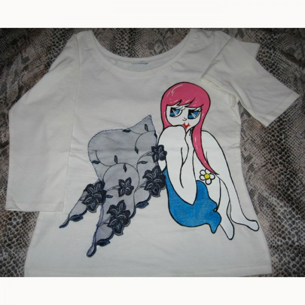 Shirt diavoletta