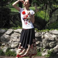 T-shirt Frida Ines-Gonna Greta