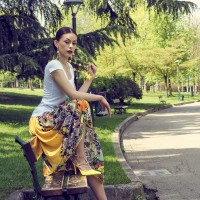 T-shirt Frida Iris-Gonna Gemma