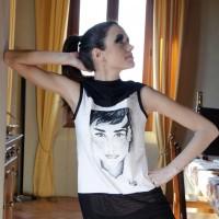 T-shirt Audrey